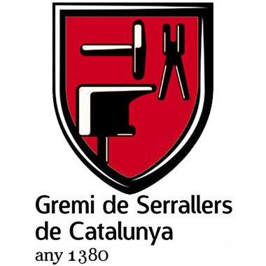 logo del Gremio de cerrajeros en barcelona